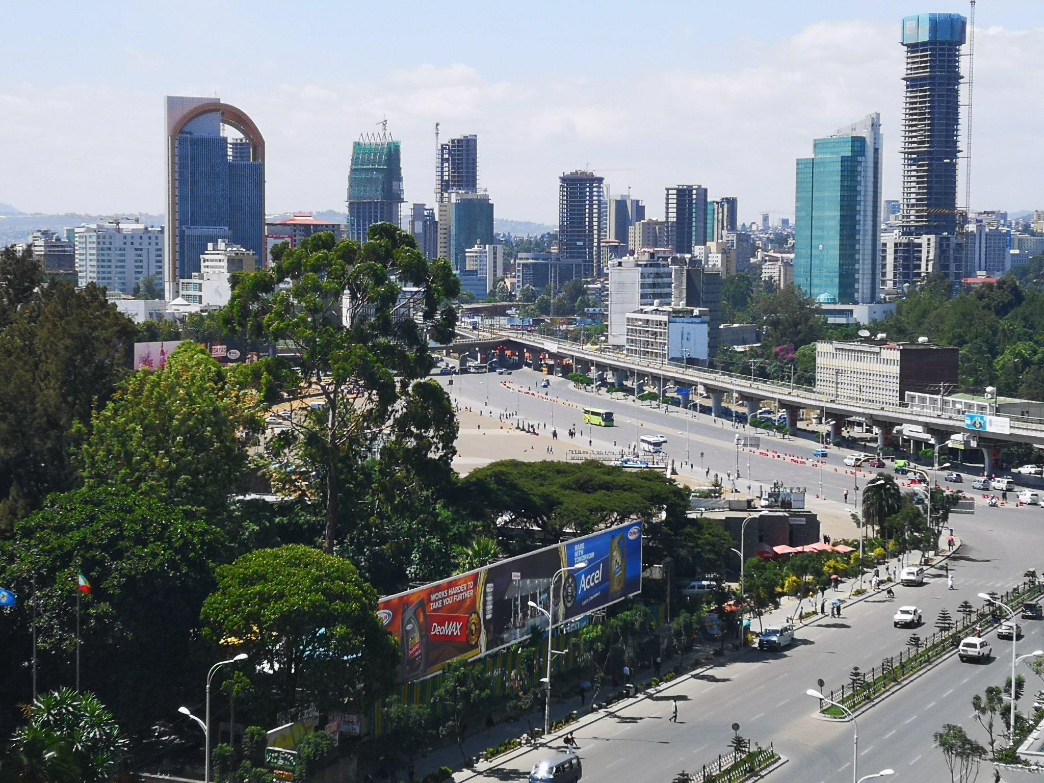 Addis Ababa, 2018