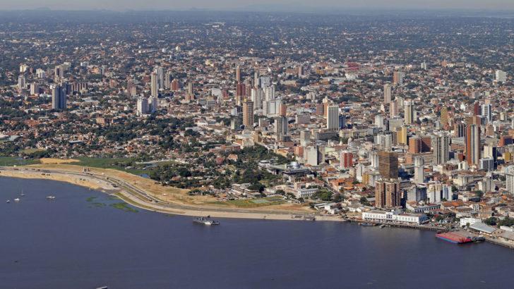 7 million inhabitants in Paraguay