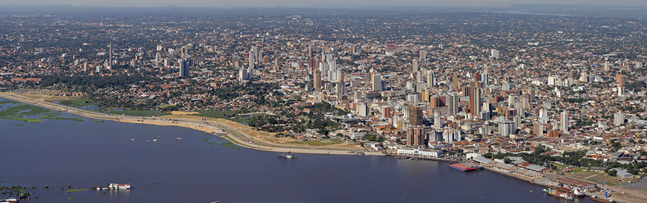 Asuncion, capital of Paraguay