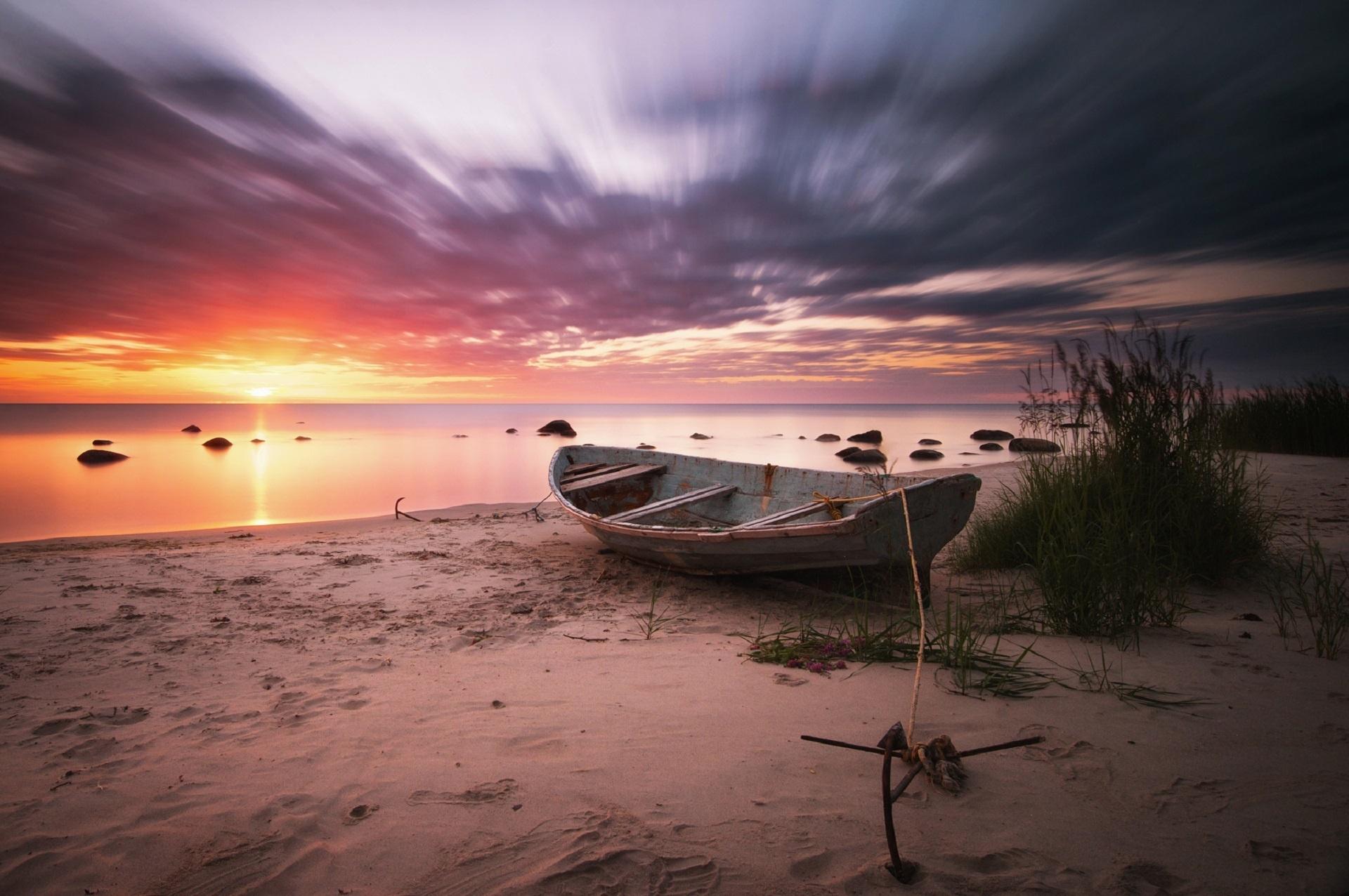 Beach, Latvia