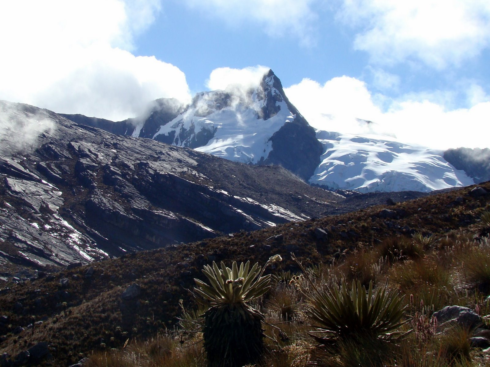 Pic Aguja, Parc national de la Sierra Nevada del Cocuy