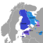 Europe – Finnic languages