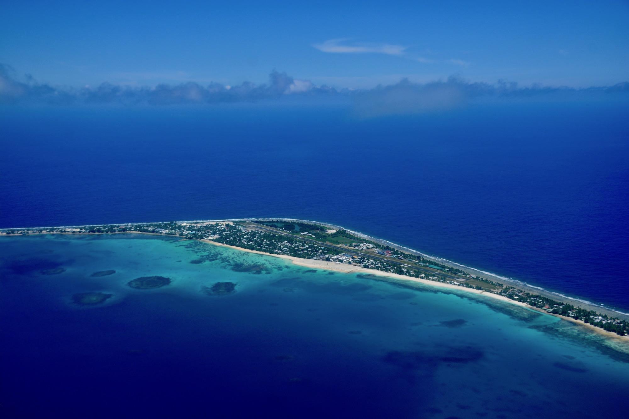 Funafuti atoll, Tuvalu