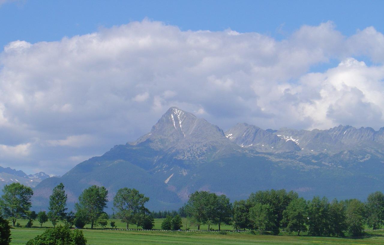 Kriváň Peak, Slovakia