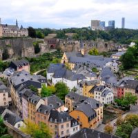 More than 600,000 inhabitants in Luxembourg