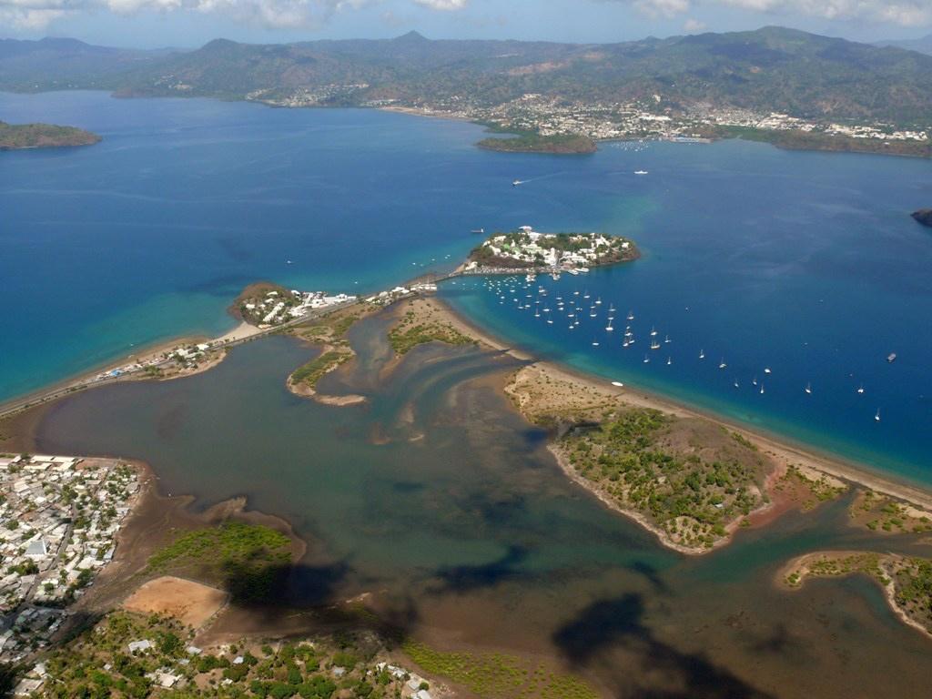 Mayotte - Dzaoudzi et Mamoudzou