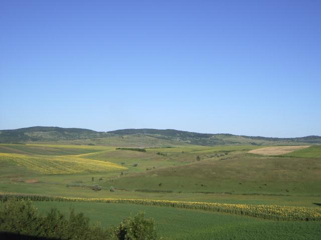 Paysage de Moldavie