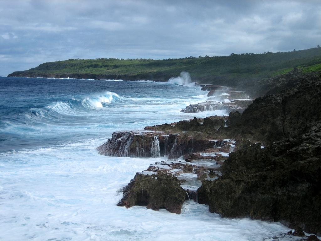 Coast of Niue