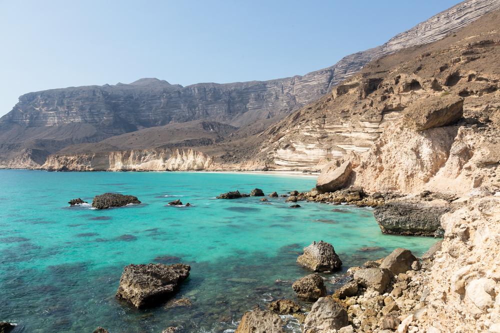 Coast of Oman