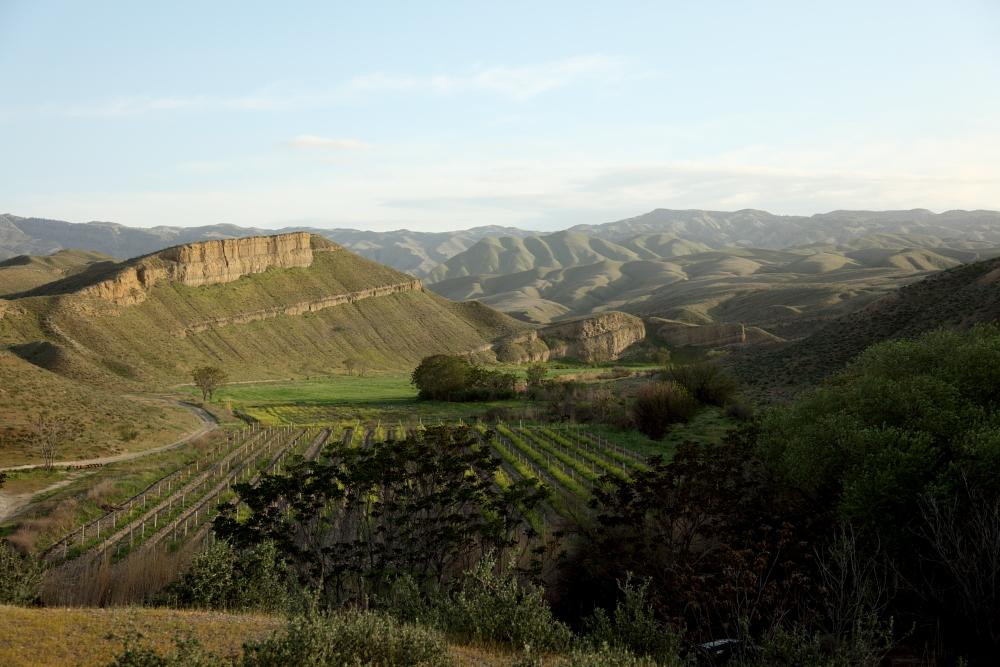 Landscape of Turkmenistan