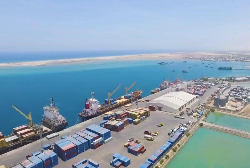 Port of Berbera, Somaliland