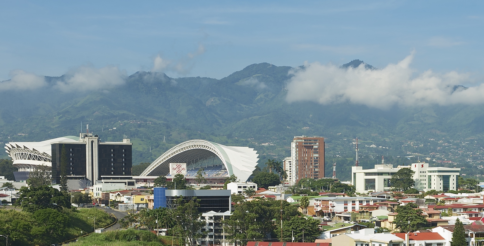 San José, capital of Costa Rica