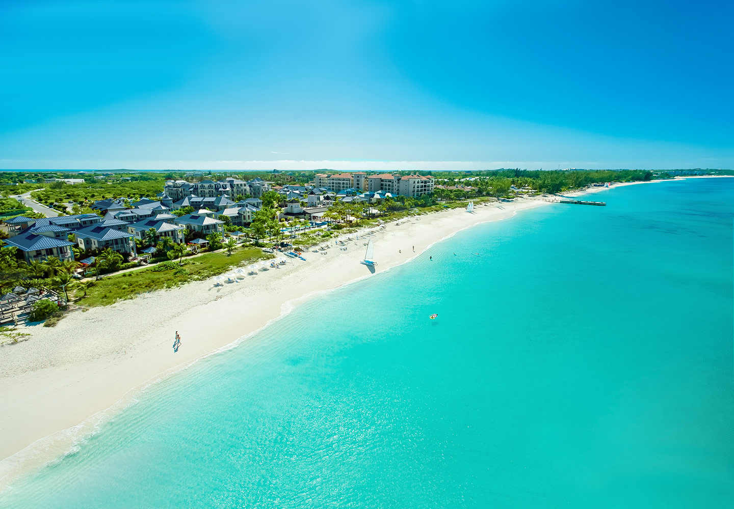 Turks and Caicos - tourism