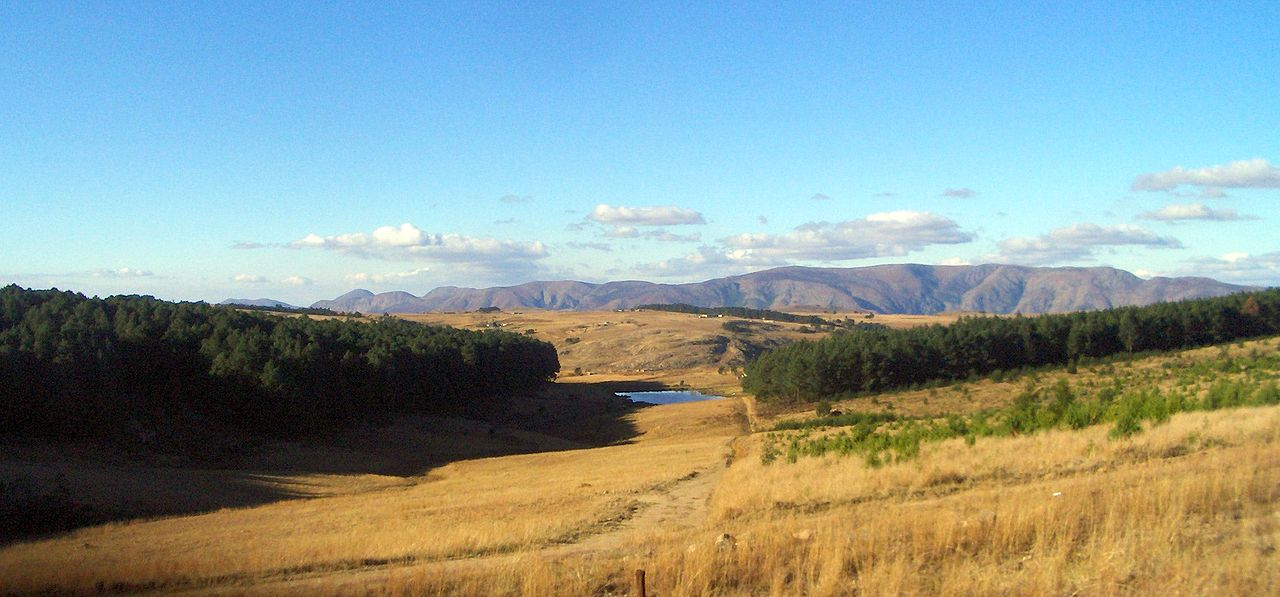 eSwatini (Swaziland) landscape