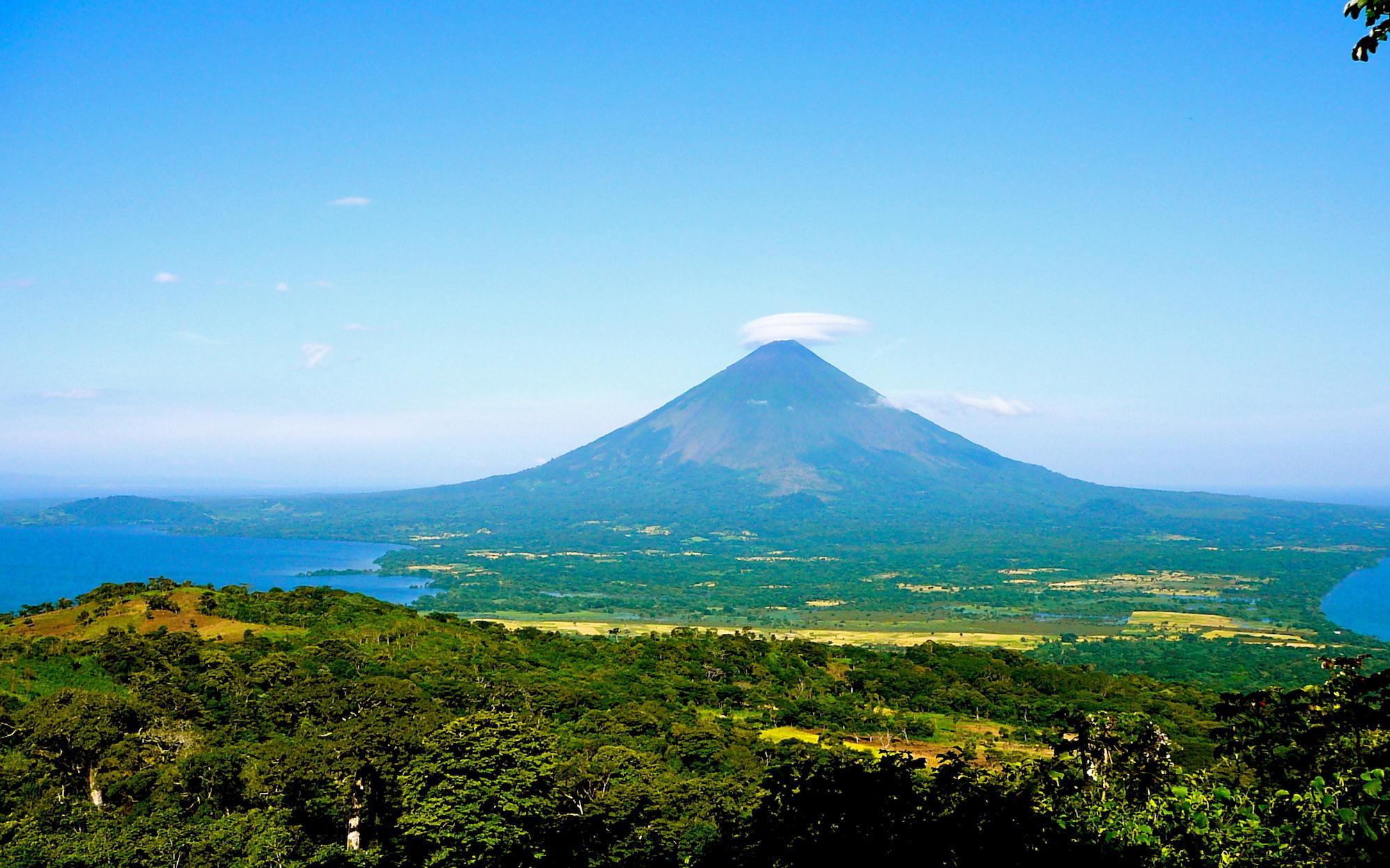 Volcan Concepción, Nicaragua
