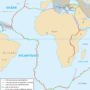 Africa – African tectonic plate