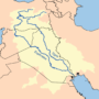 Tigris and Euphrates Rivers: Watersheds