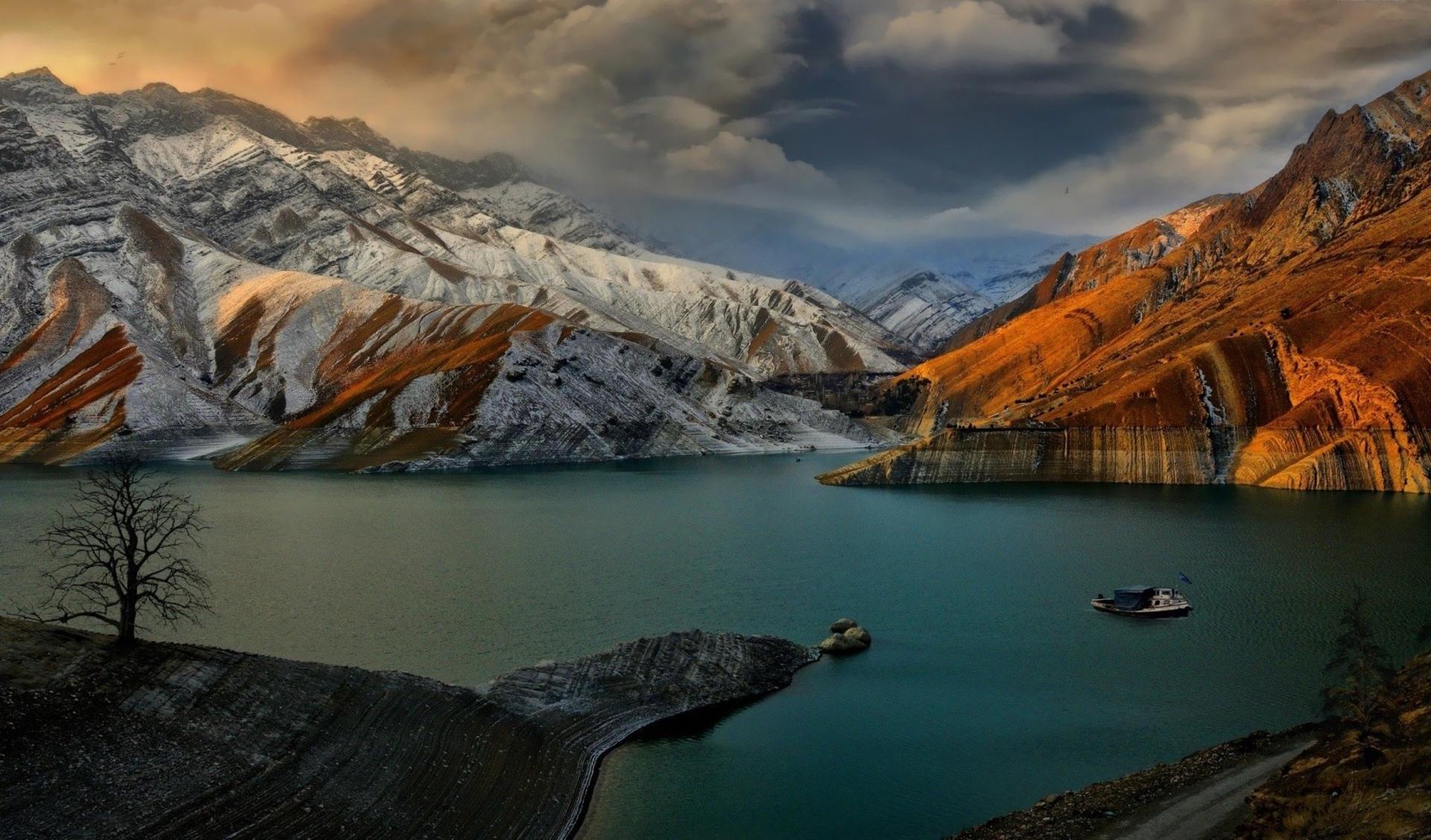 Iran - Lac Amir Kabir