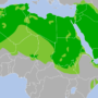 Arabe – distribution