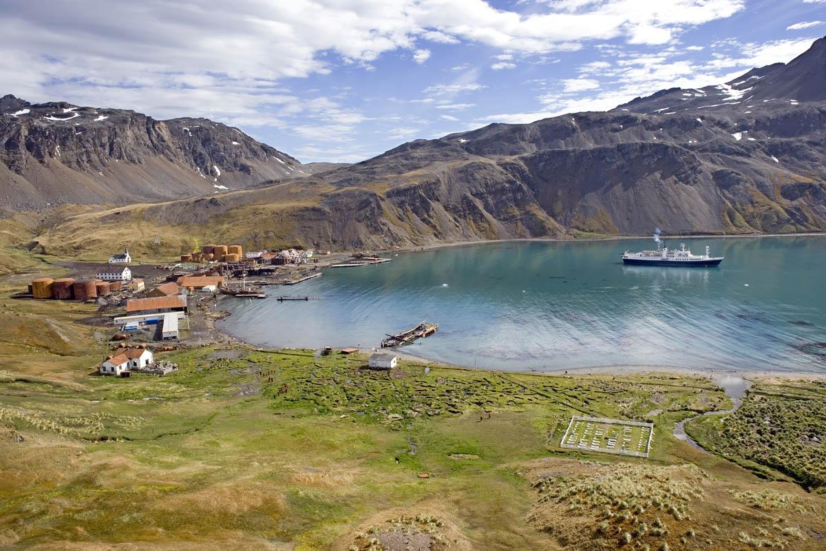 Grytviken, Géorgie du Sud