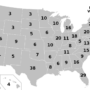 United States – Electoral College (votes by State)