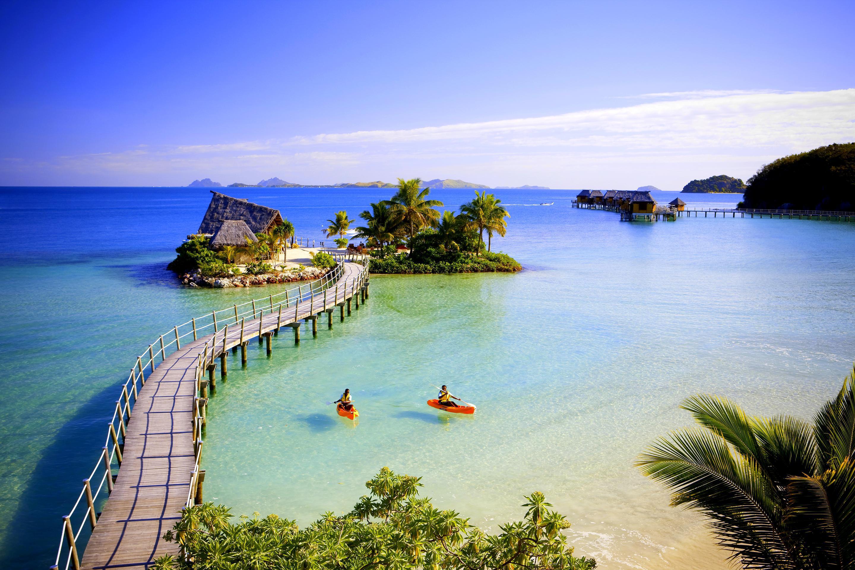 Hôtel aux Fidji