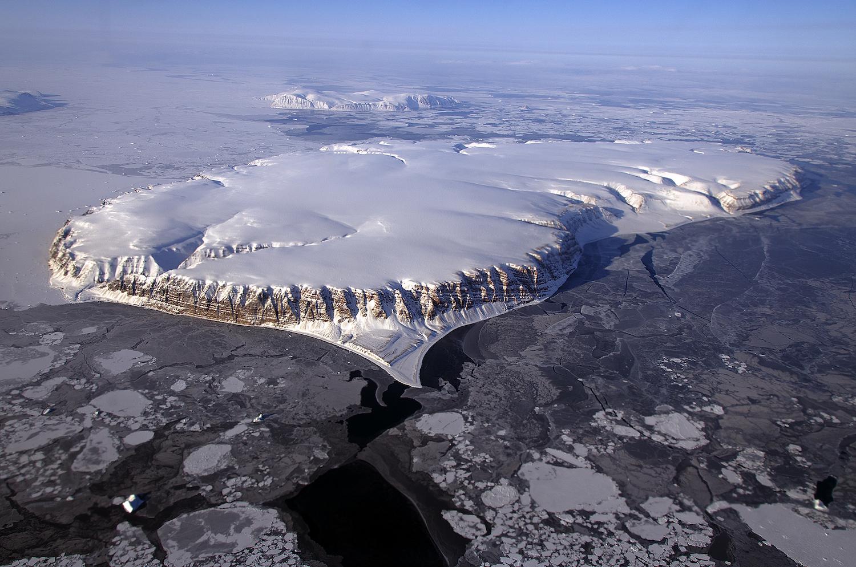 Île Saunders, Groenland