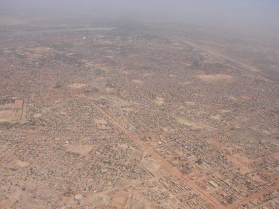 Ouagadougou, capitale du Burkina Faso