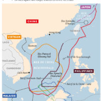 South China Sea – maritime claims