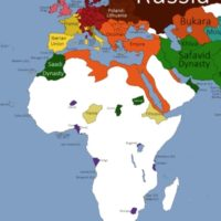 Geopolitical history of the world, in maps
