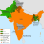 India-Pakistan – Partition of India (1947)