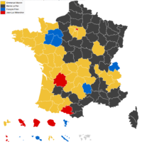 France – 2017 Presidential Elections: first round results
