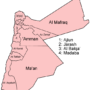 Jordan – governorates