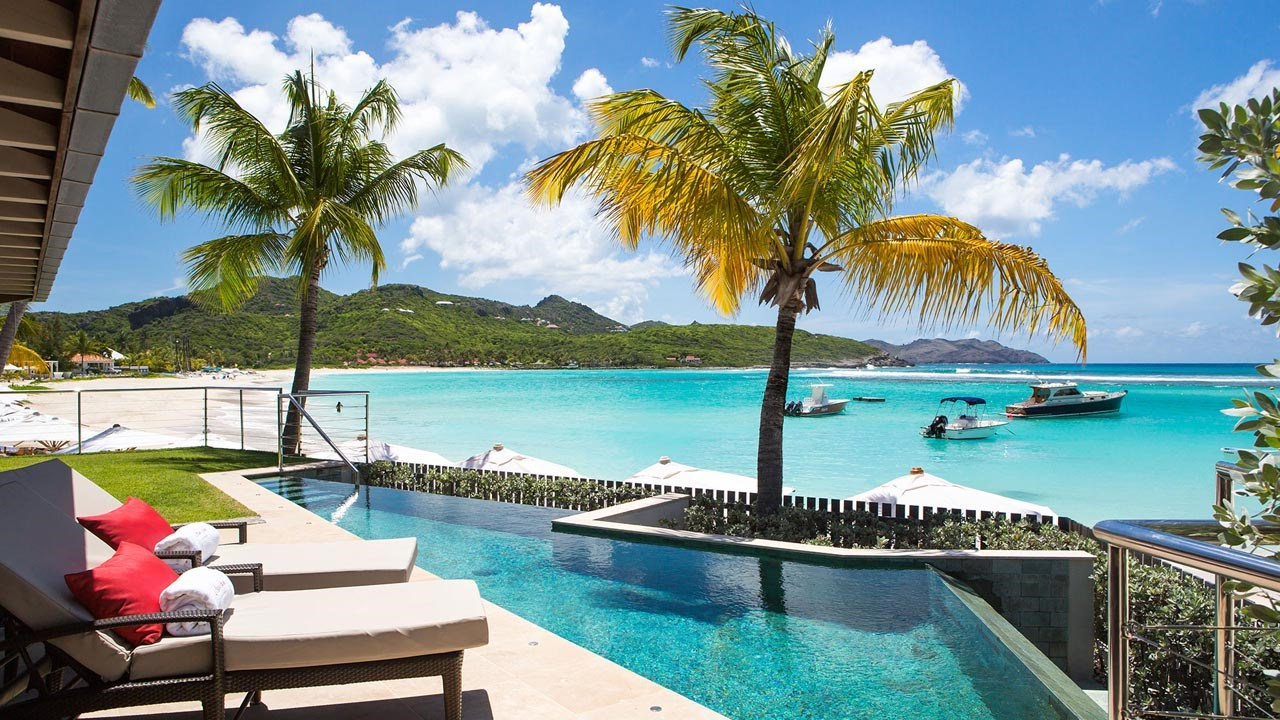 Luxury Hotel Eden Rock, Saint-Barthelemy