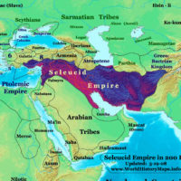 Seleucid Empire (-200)