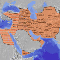 Sasanian Empire (621)