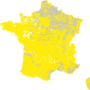 France – 2017 presidential elections: 2nd round results (municipalities)