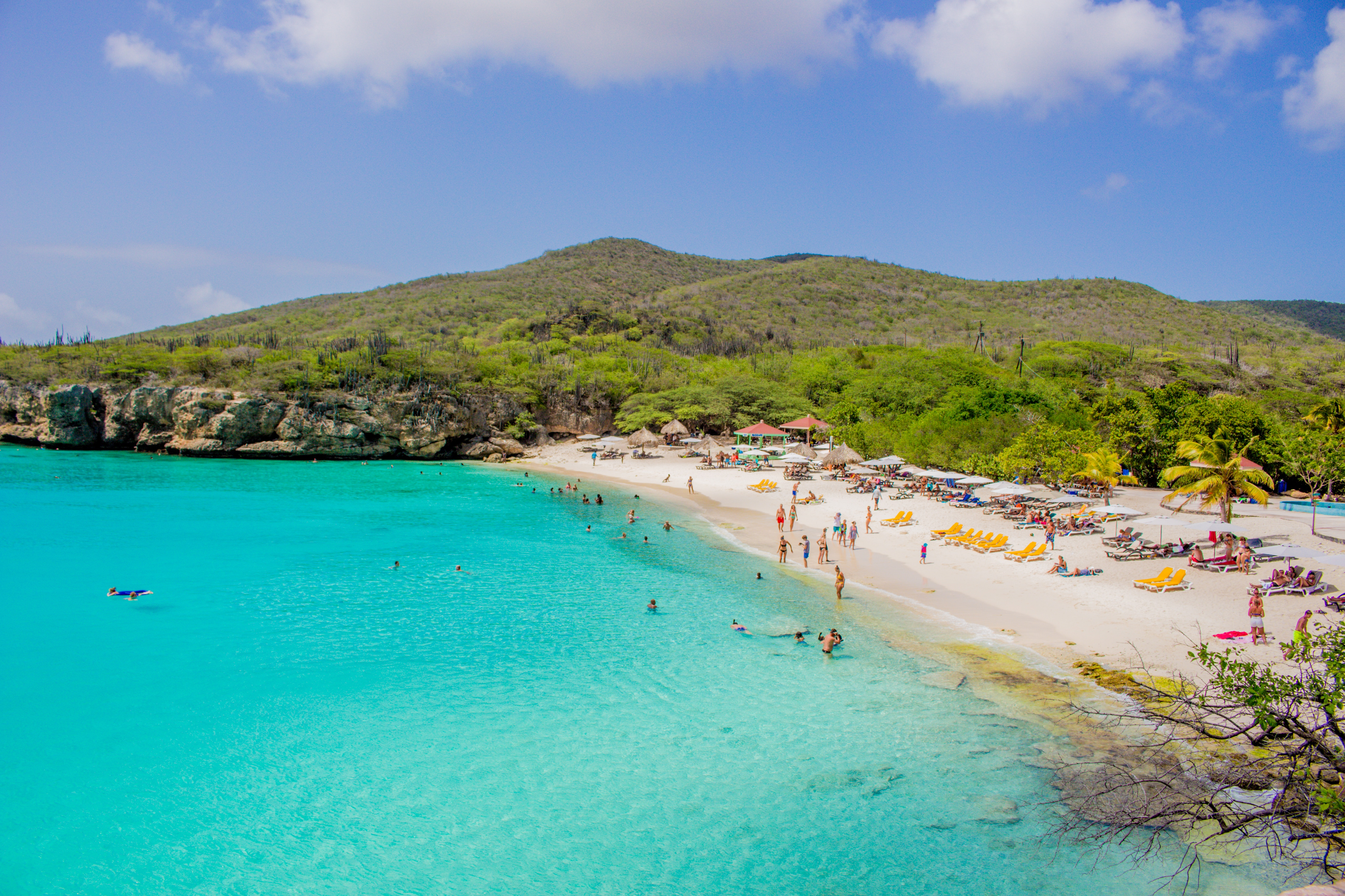 Grote Knip beach, Curaçao