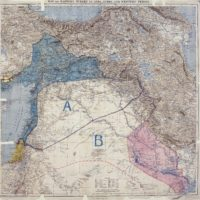 Middle East – Sykes-Picot Agreements (May 8, 1916)