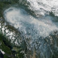 Canada – British Columbia: forest fires (July 2017)