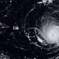 Hurricane Irma (5 September 2017)