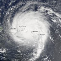 Hurricane Irma (6 September 2017)