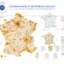 France – communities and metropolises (2017)