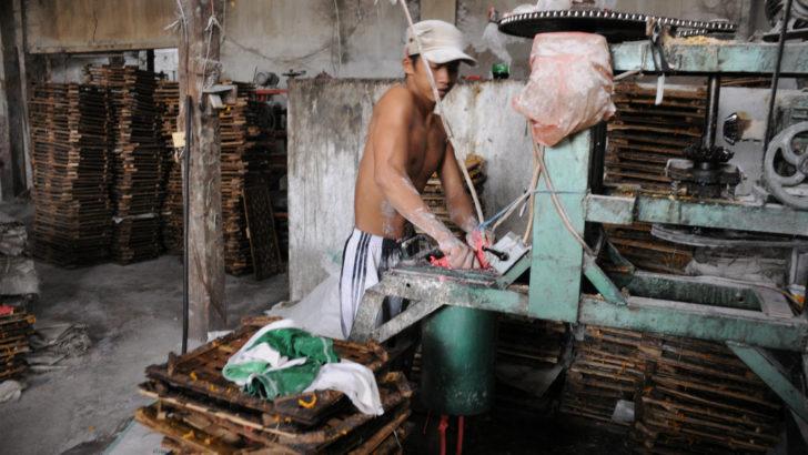 152 million children at work around the world
