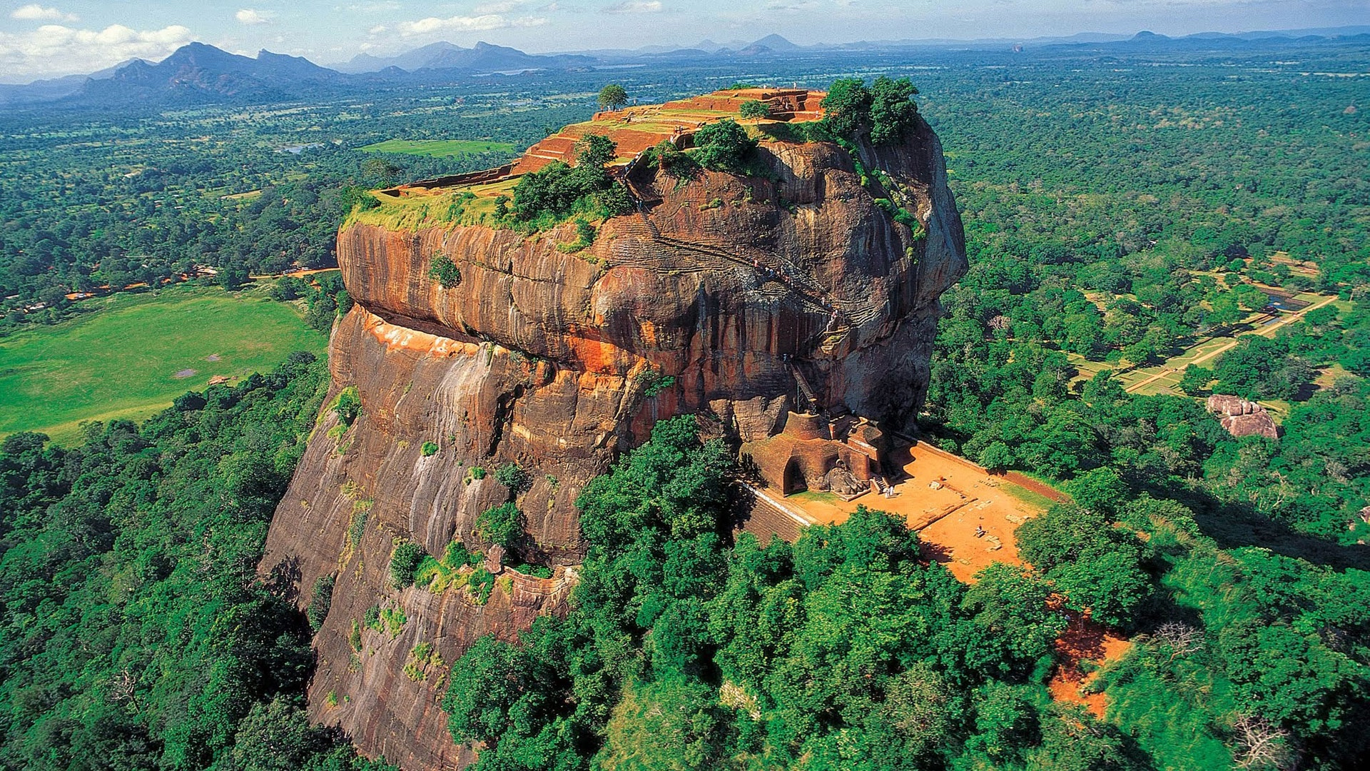 Ancient Palace of Sigiriya, Sri Lanka