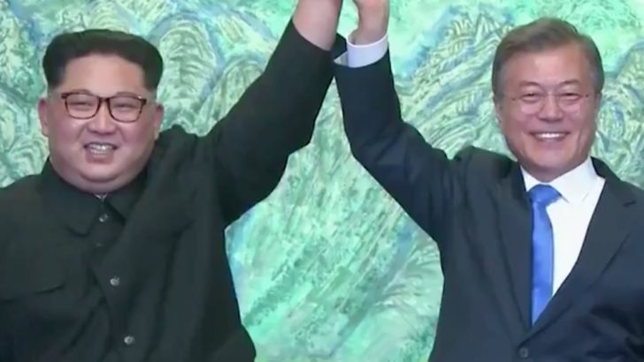 Koreas: historic meeting between the two leaders of north and south