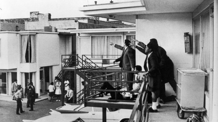 Martin Luther King was murdered 50 years ago