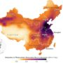 China – Reduction in photovoltaic generation due to aerosols (2003-2014)