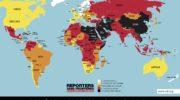 81 journalists killed worldwide in 2018