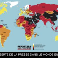 81 journalists killed worldwide in 2018